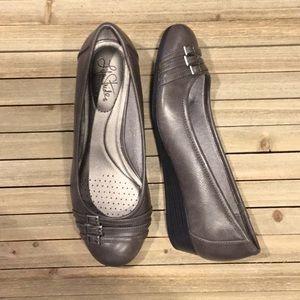 New Life Stride Women's Gray Shoe US 7.5 WW